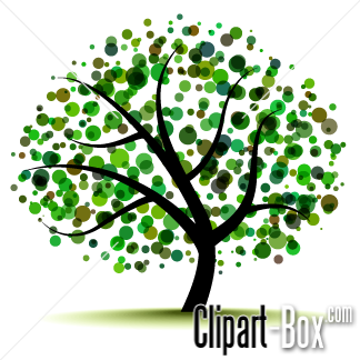 Clipart Abstract Tree Royalty Free Vector Design Abstract Tree Clip Art Abstract
