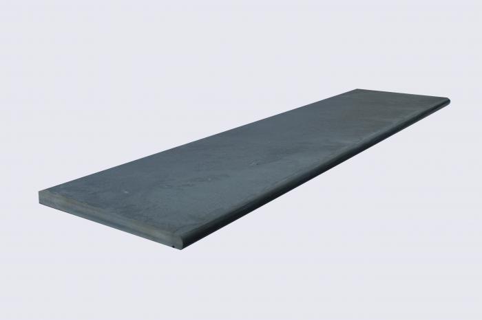 Best Blue Black Slate Bullnose Steps Bluestone Steps Slate 640 x 480
