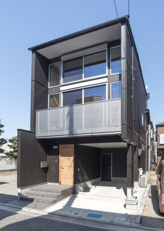 If You Enjoy Spacious Designs, You Will Love This Japanese Style Home,  Built For Only A Portion Of The Cost! Cube House.