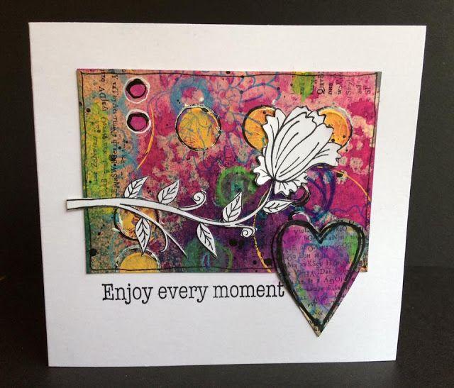 Art Journey Design-team: Nieuwe Art Journey stempels/ New Art Journey stamps: Big Open Flowers