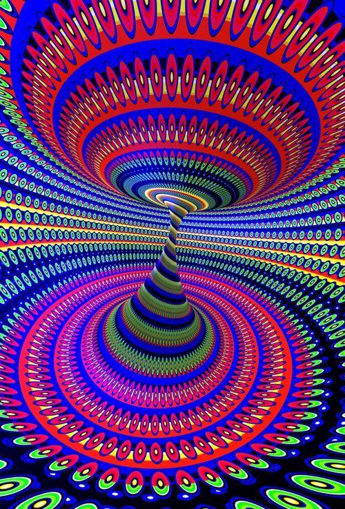 illusions d 39 optique et trompe l 39 oeil couleurs pinterest trompe illusion et optique. Black Bedroom Furniture Sets. Home Design Ideas