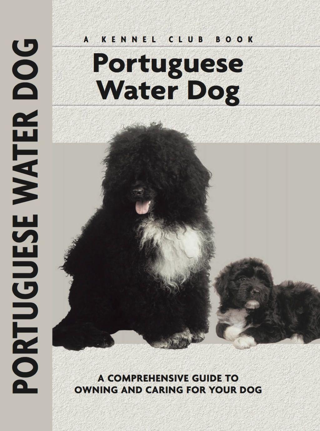 Portuguese Water Dog Ebook Portuguese Water Dog Dogs Dog Books