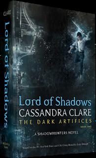 Adelanto de Lord of Shadows, (sí, otro!)   Libros con magia