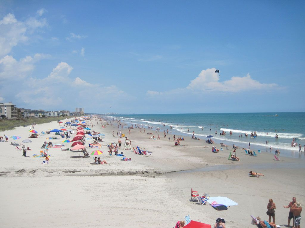 Surfside Beach Sc Named In The Top 10