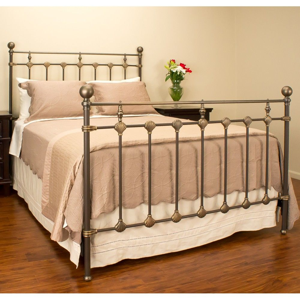 Best Sea Side Iron Bed Iron Bed Luxury Bedroom Furniture 400 x 300