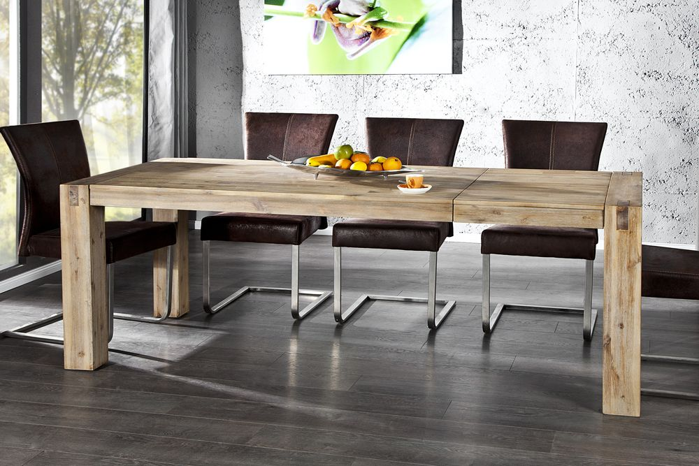 grosser esstisch weiss stunning die besten teppich unter. Black Bedroom Furniture Sets. Home Design Ideas