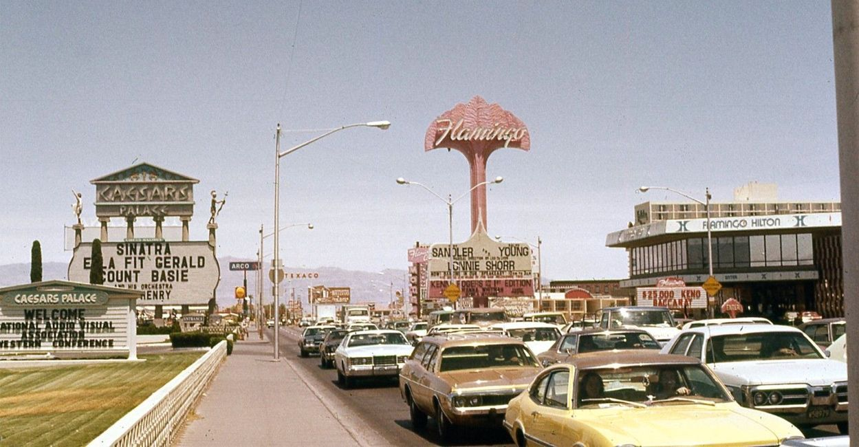 LasVegas1974_1000   Vegas....Ever Changing   Pinterest   Vegas