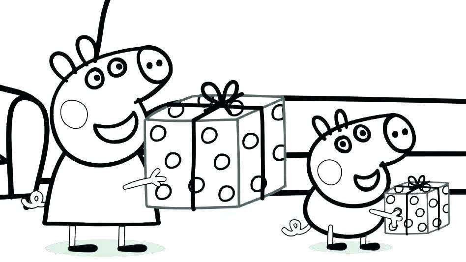 Have A Joy With Peppa Pig Coloring Pages Peppa Pig Coloring Pages, Peppa  Pig Colouring, Valentines Day Coloring Page