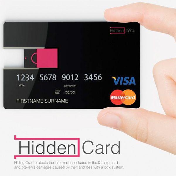 27 Hidden Card Secured Credit Card Re Design By Design Team Korea Armed Forces Printing Publishing Credit Card Design Credit Card Website Secure Credit Card