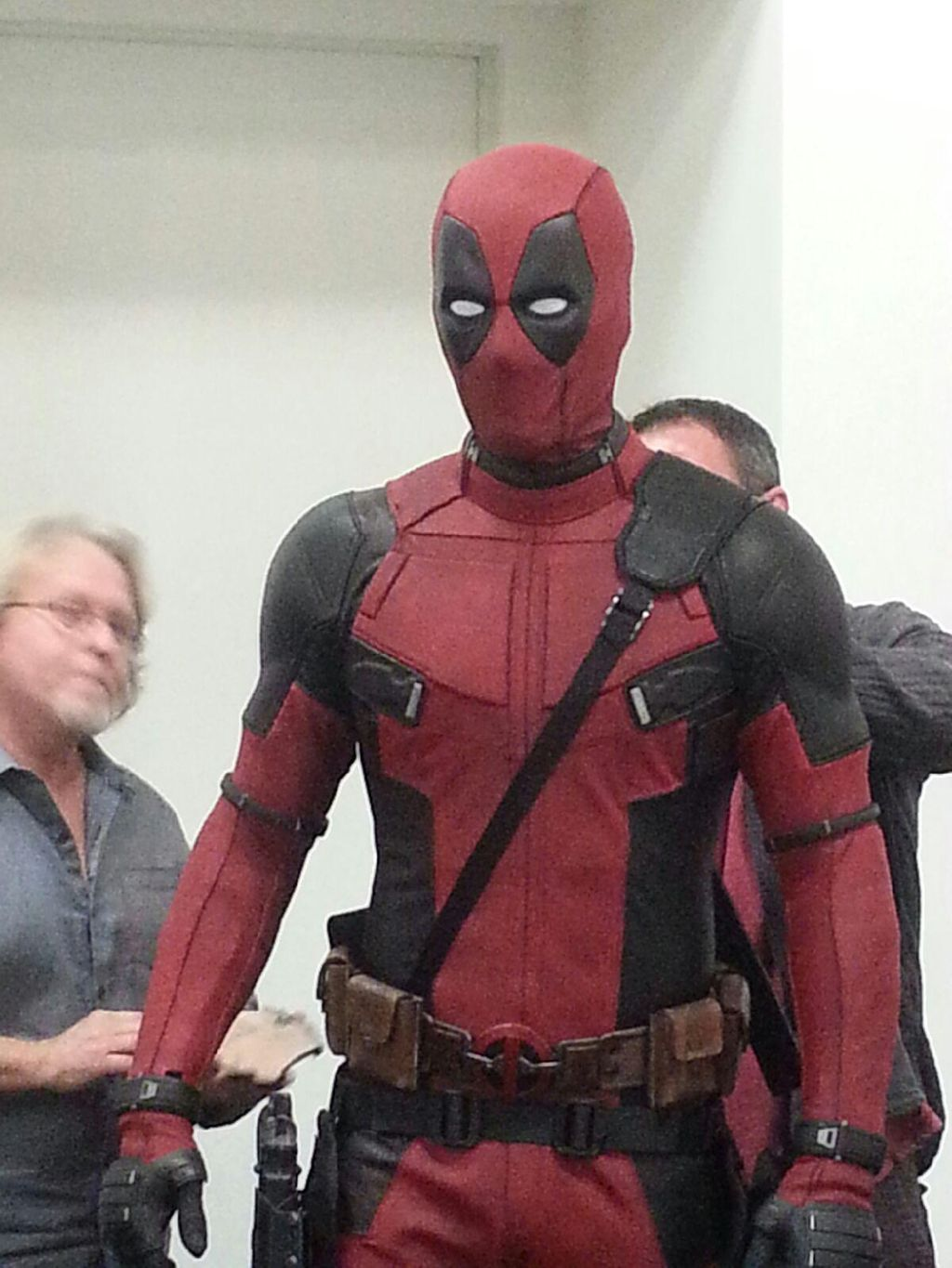 Deadpool - Making of an Iconic Antihero Suit - Tyranny of ...