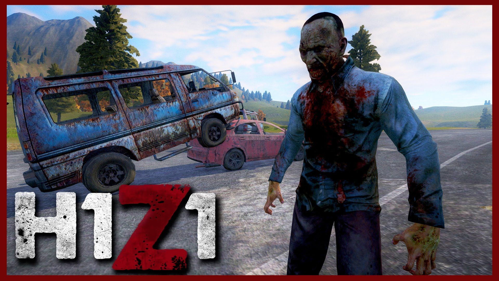 ▻ H1Z1 Gameplay | Zombie Survival MMO | F2P en Español