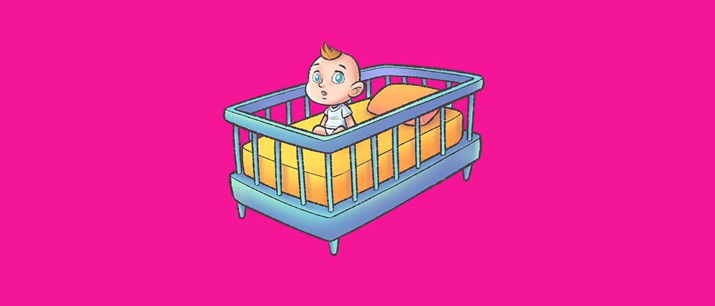 Devo deixar o bebê chorar até dormir? Reunimos opiniões diferentes para ajudar você a decidir o que é melhor pro seu pequeno.