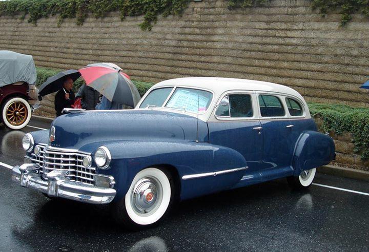 1942 Cadillac Model 67