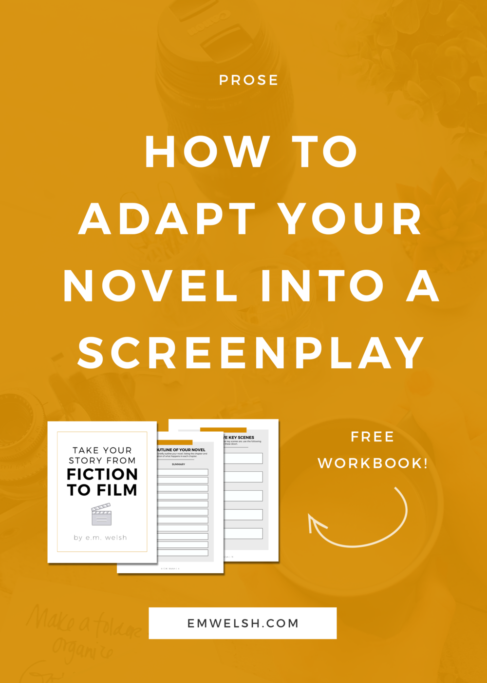 Many novelists dream of seeing their books adapted into films –or maybe  they don't and only accept this proposition later on when the paycheck  appears. | novel adaptation | film adaptation | adapt your novel | novel screenplay adaptation | fiction to film | how to adapt your novel