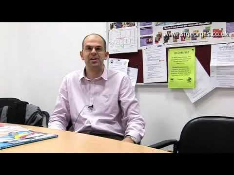 TESOL coordinator, Stephen Bell talks about the English teacher-training courses at SGI London: Trinity Certificate & Diploma and also the Cert iBet for Business English teachers
