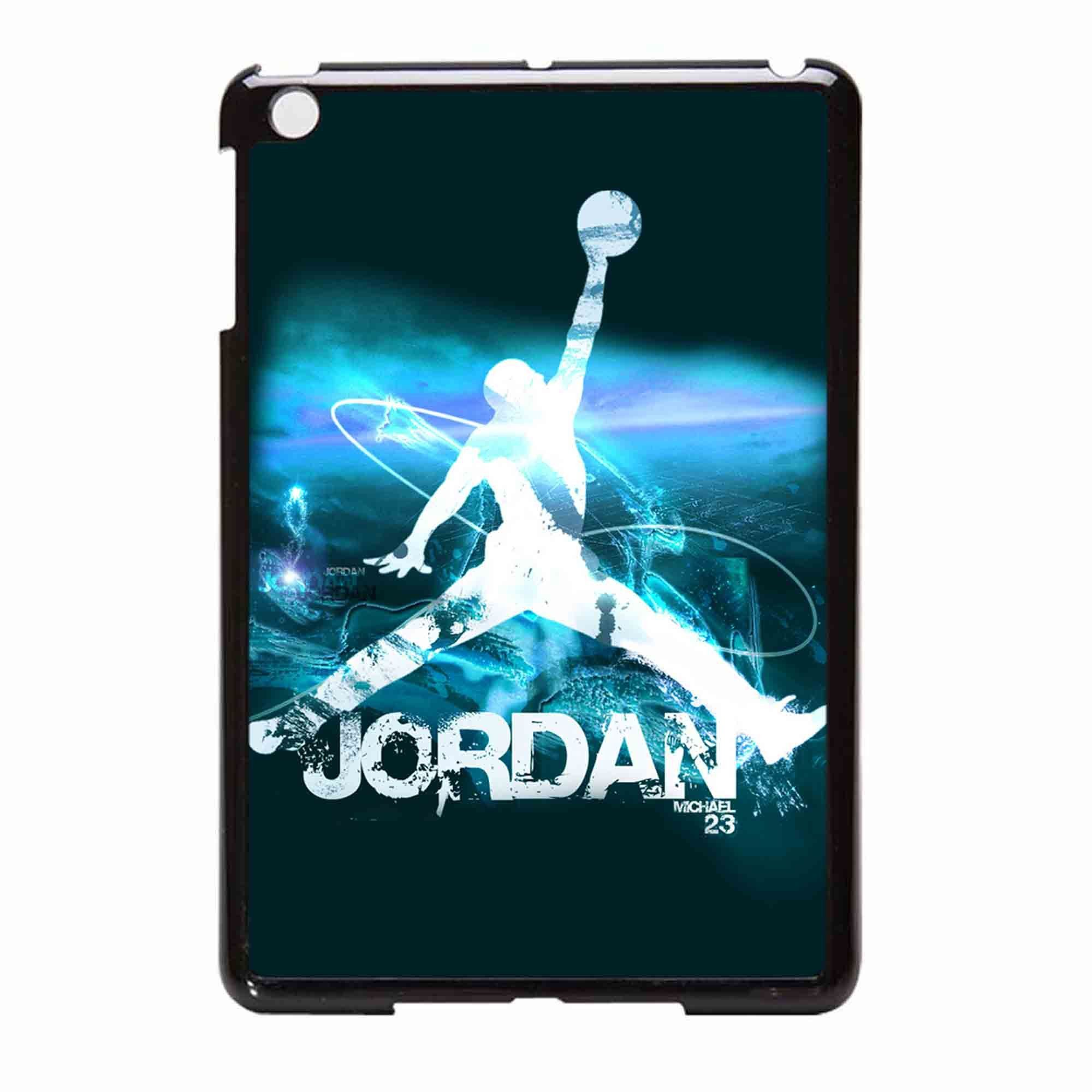 Michael Jordan 3 iPad Mini Case Jordan logo wallpaper