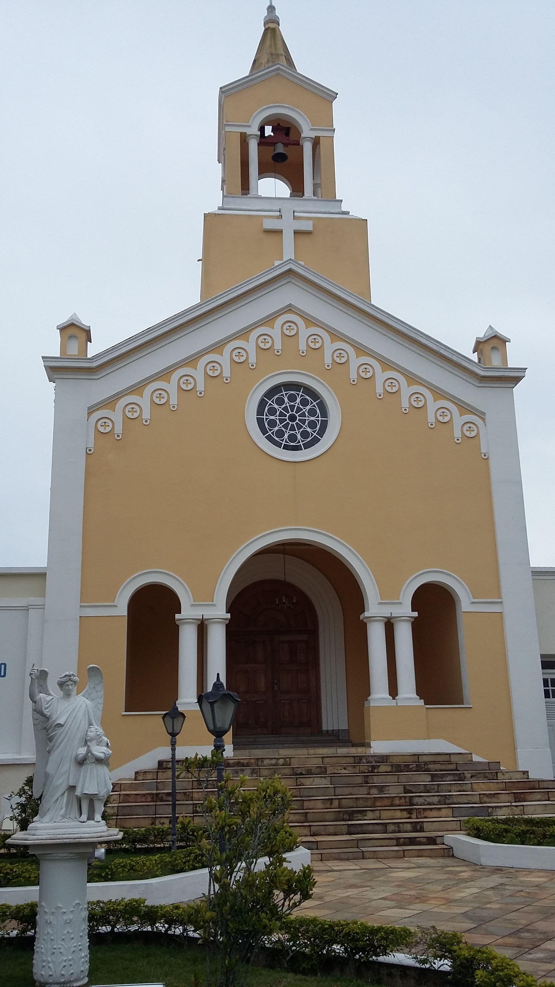 Santos Anjos Vassouras Rio De Janeiro Igrejas Antigas Catedral Igreja