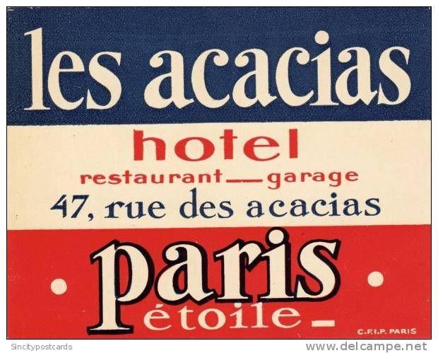 Hotel Acacia Parigi
