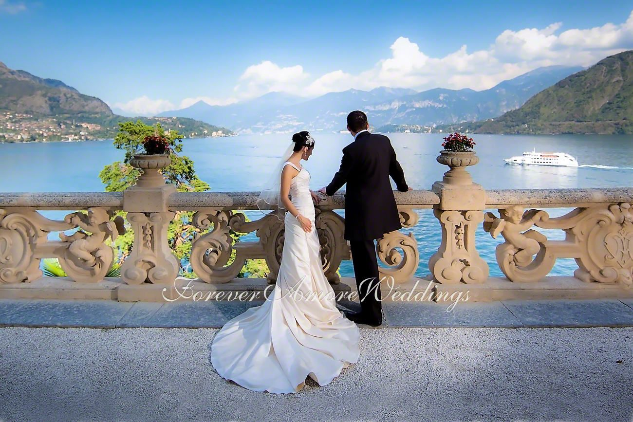 Wedding At Villa Del Balbianello Lake Como Italy