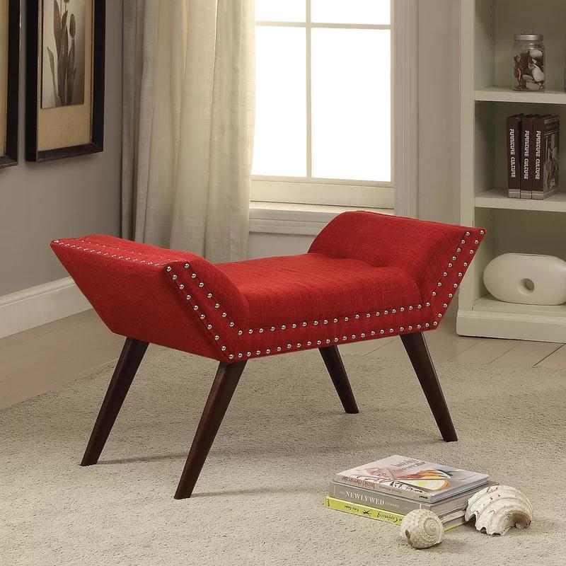 Sharonville Upholstered Bench Upholstered Bench Bedroom Upholstered Bench Upholstered Entryway Bench
