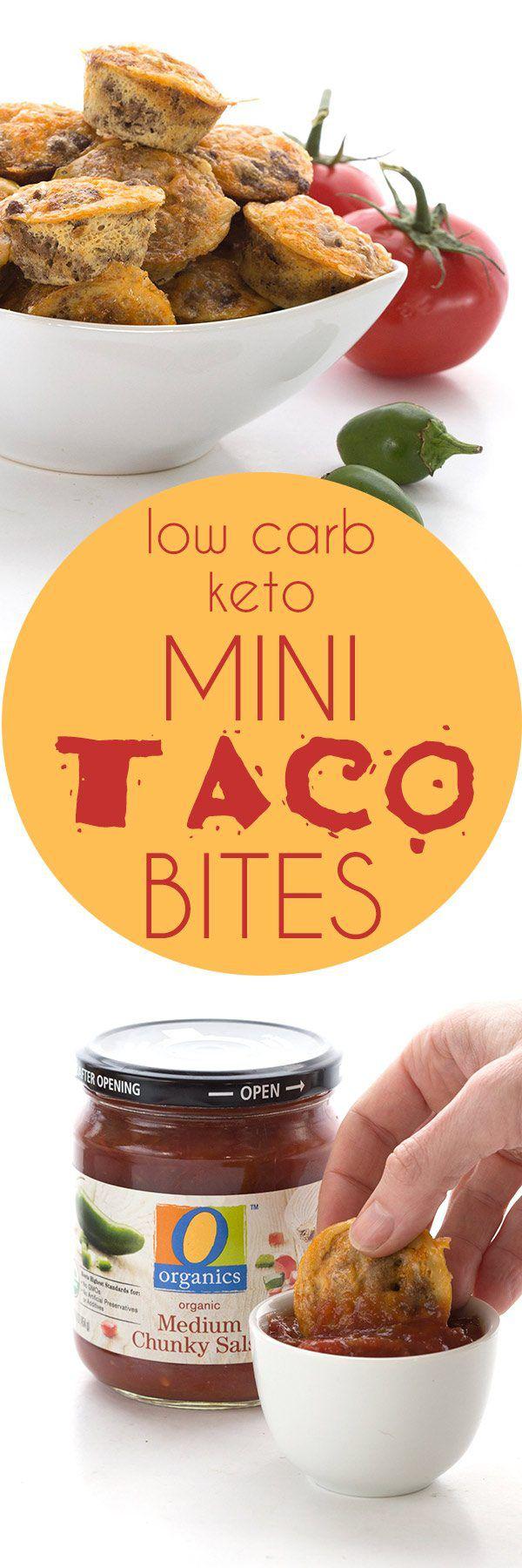 Mini Taco Bites via dreamaboutfood paleo diet macros