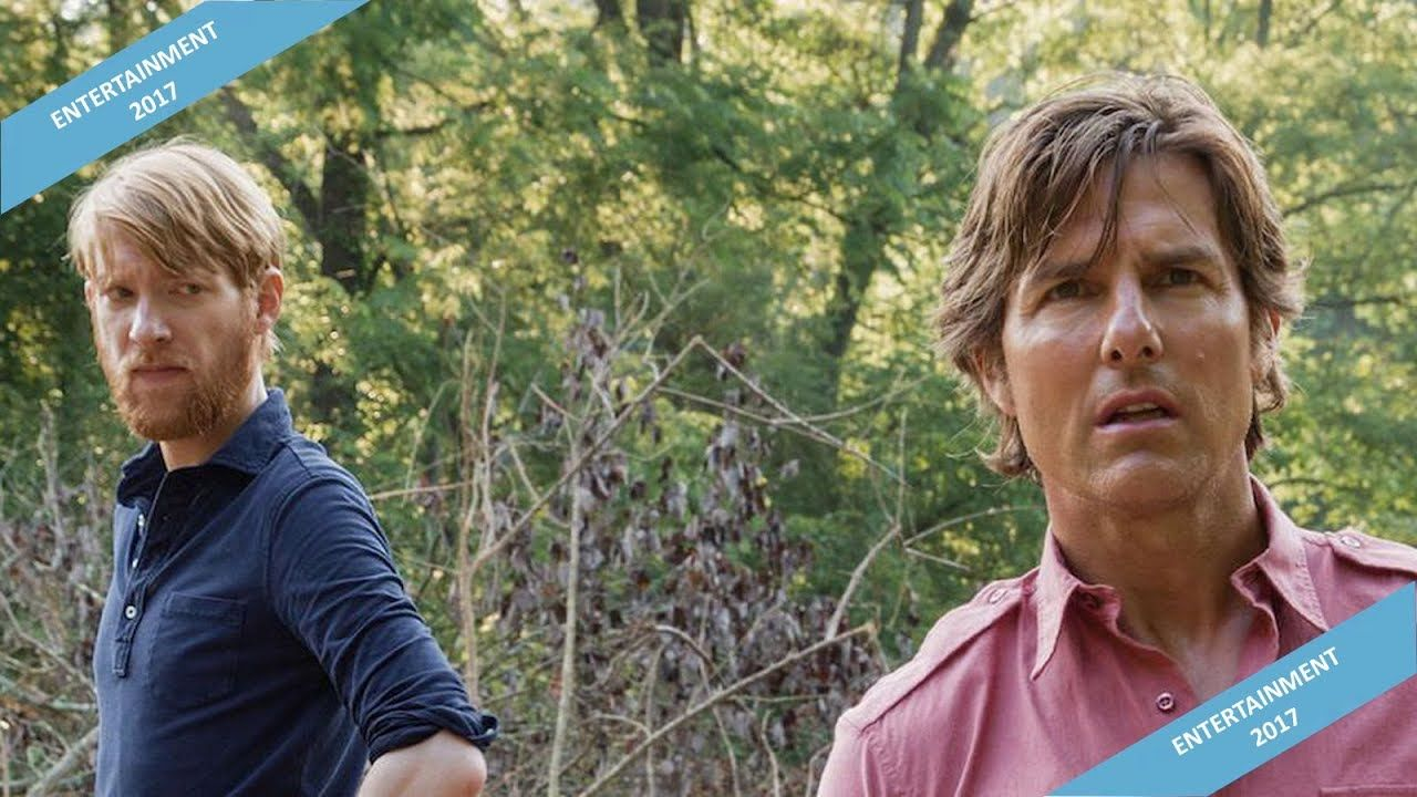 Tom Cruise from his movie American Made 2017