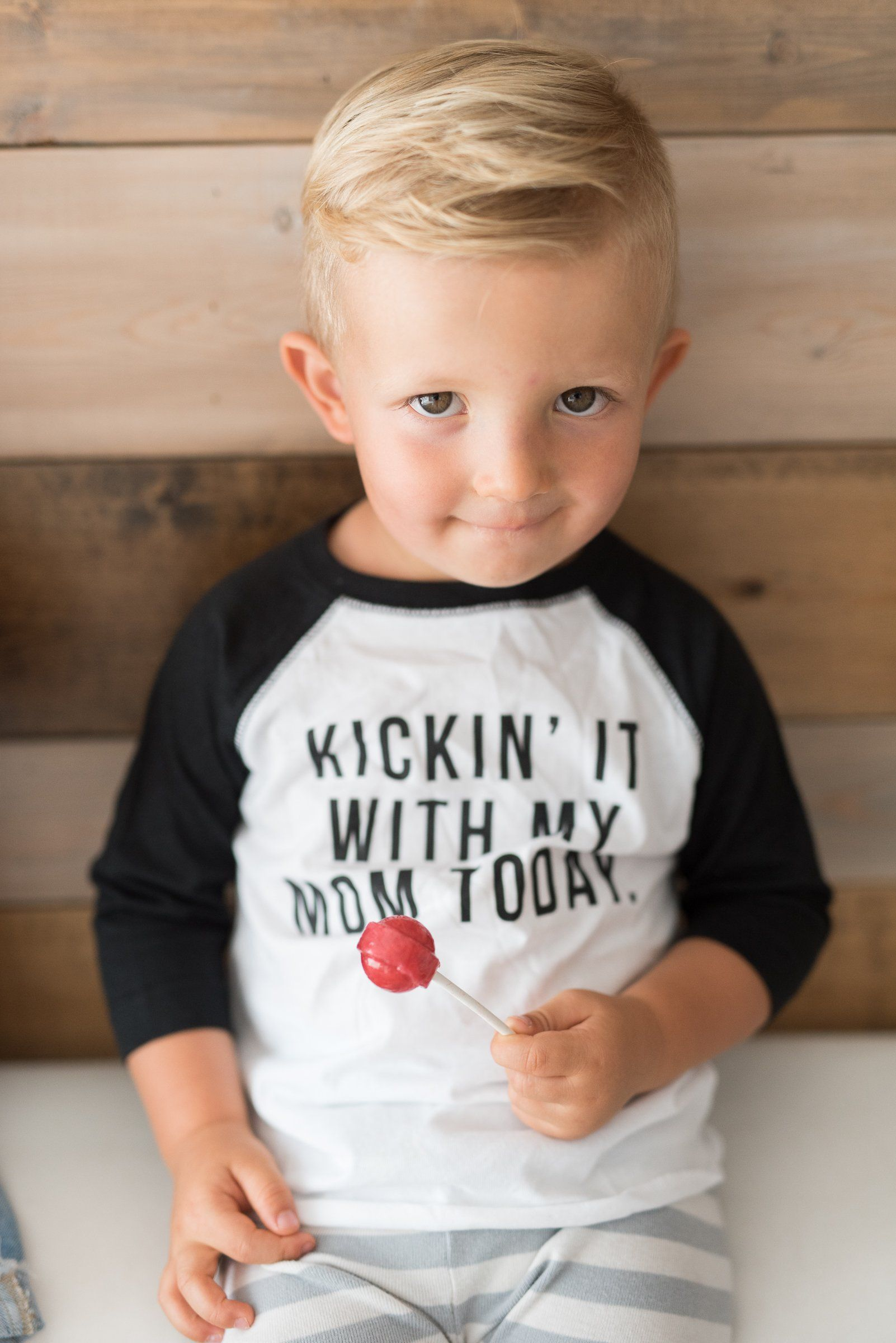 Kids kickinu it tee babyclothesboy box baby pinterest