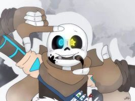 I want Her (Underswap!Sans x Shy!Reader) - ~Chapter 44-See