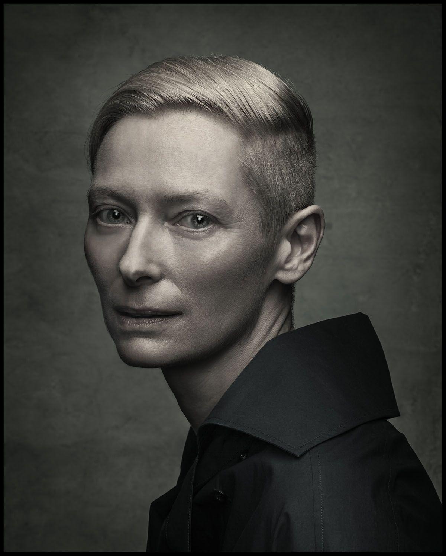 Tilda Swinton By Dan Winters Retrato Psicologico Retratos De Celebridades Retrato Fotografico
