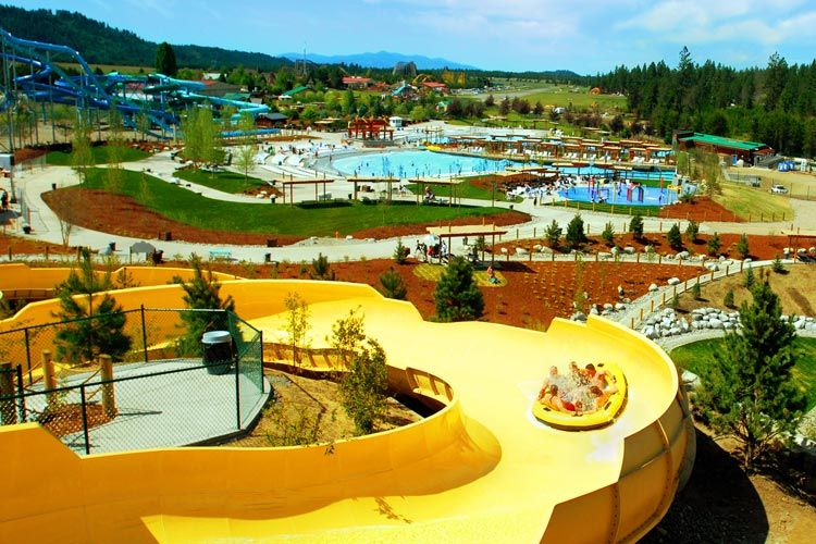 Things To Do In Post Falls Idaho Everything Post Falls Cda Pinterest Water Parks Park