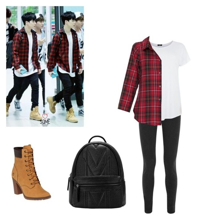 U0026quot;JIMIN bts inspired outfitu0026quot; by another-fangirl-called-indi liked on Polyvore featuring Acne ...