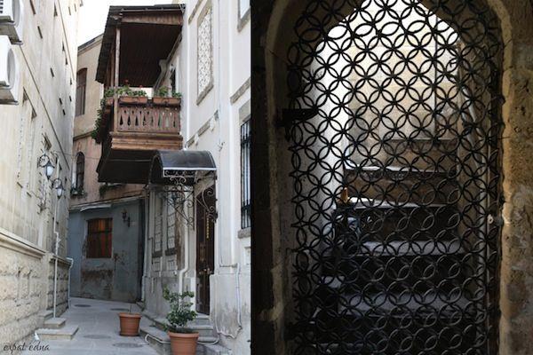 Azerbai Where An Introduction To Azerbaijan Expat Edna Moorish Rooftop Restaurant Azerbaijan