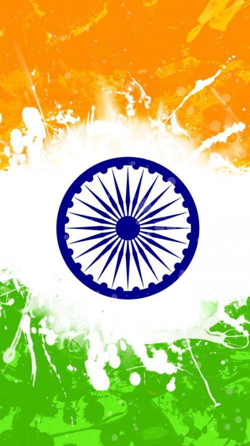 India Flag For Mobile Phone Wallpaper 06 Of 17 Artistic Tiranga Indian Flag Wallpaper Desktop Wallpaper Art Indian Flag