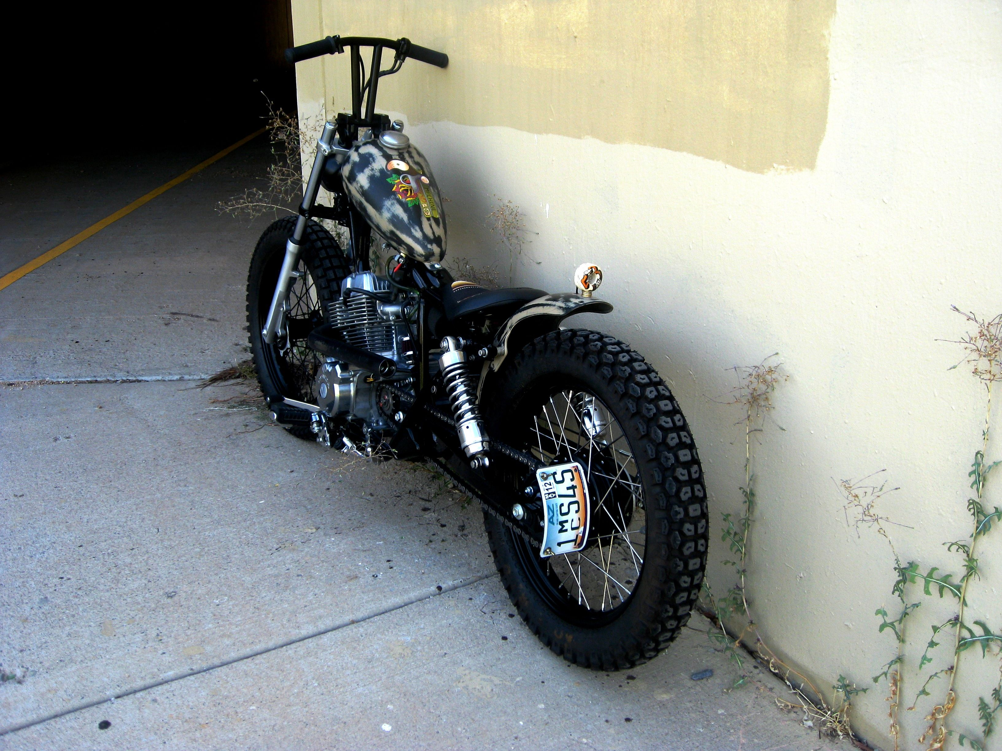 small resolution of  honda rebel bobber motorcycle