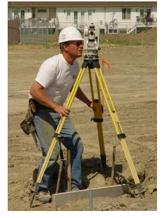 Land Surveyor Dad Was A Surveyor And Owned A Company Land Surveyors Project Management General Contracting