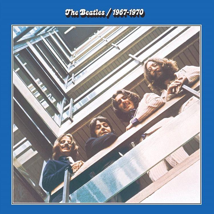 The Beatles - 1967-1970 (The Blue Album) on 180g 2LP