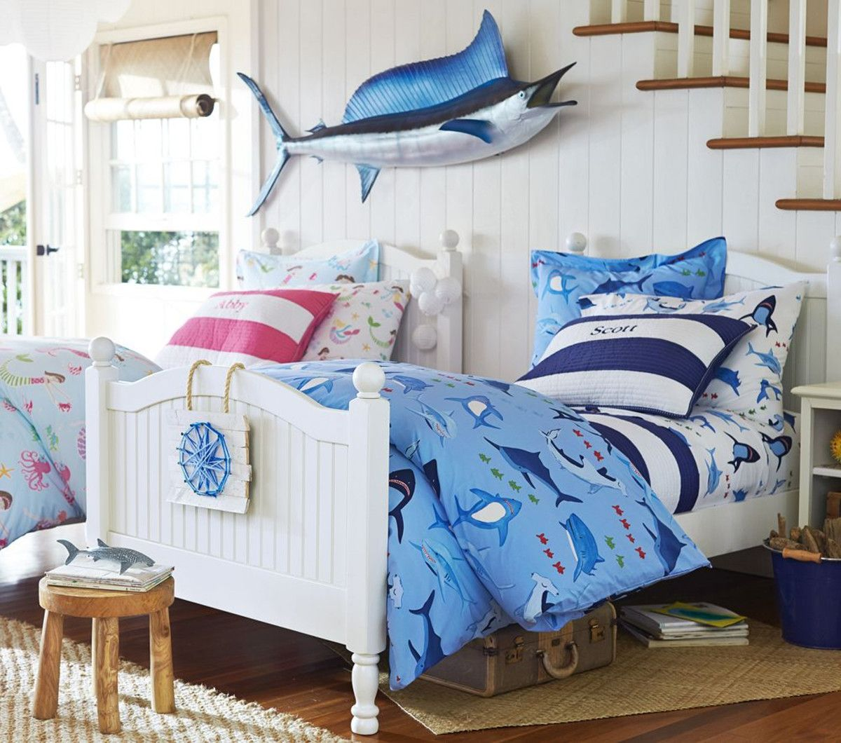 Catalina Bed | Pottery Barn Kids Australia