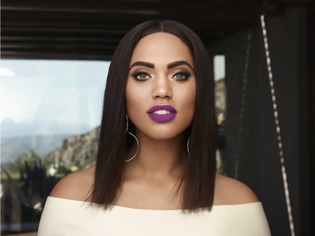 Ayesha Curry Reveals The One Beauty Product Husband Steph Curry Has Stolen From Her Cover Girl Makeup Ayesha Curry Beauty
