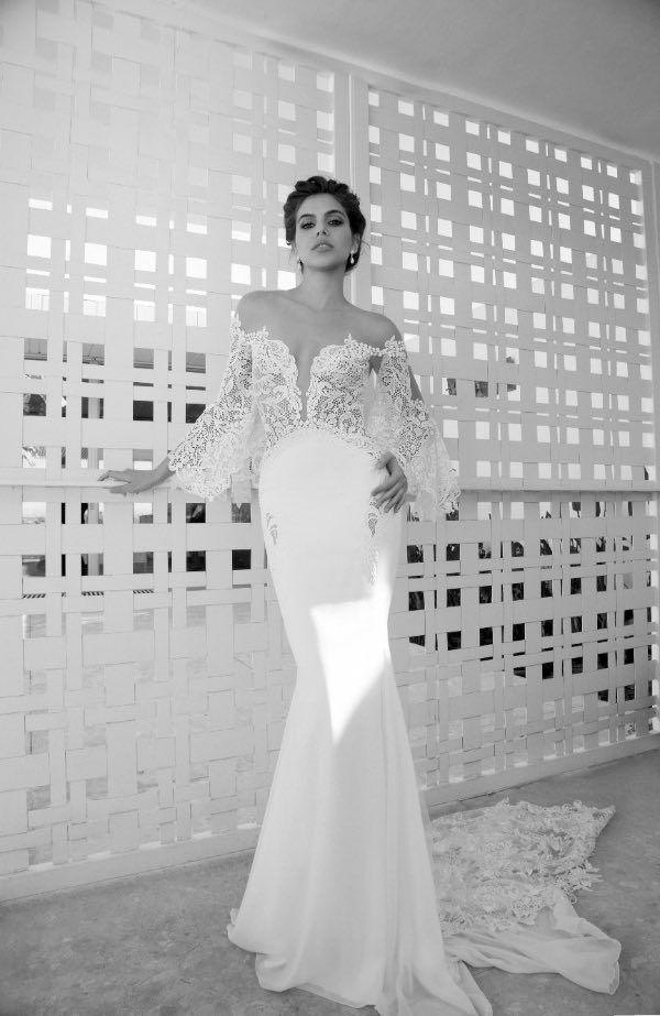Breathtaking Elihav Sasson Wedding Dresses - MODwedding