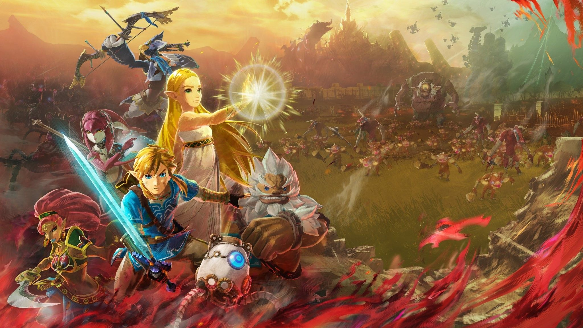 Pin By Yusran Daffa On The Legend Of Zelda Zelda Hyrule Warriors Hyrule Warriors Zelda Art