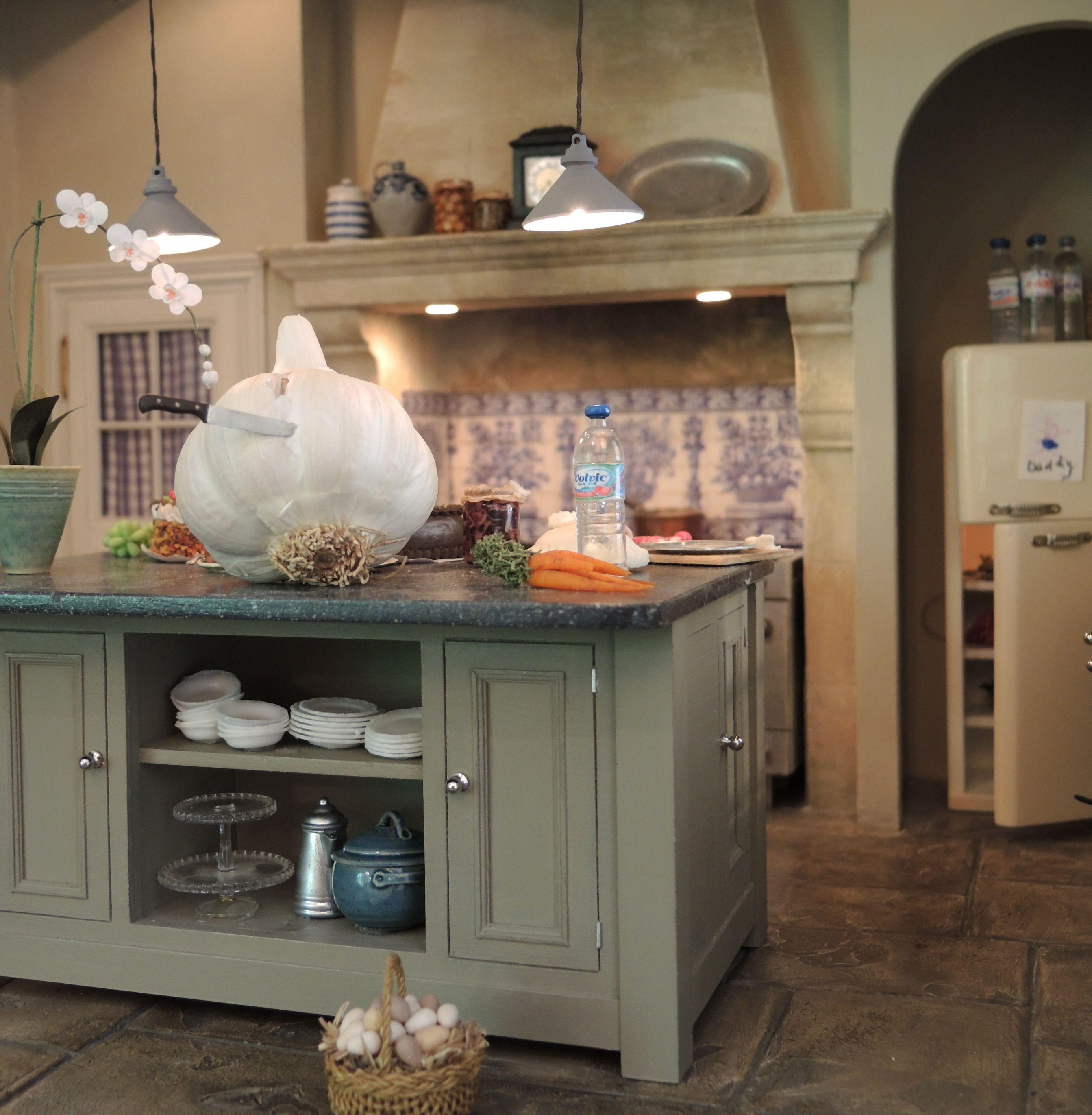 Dollhouse Furniture Kitchen
