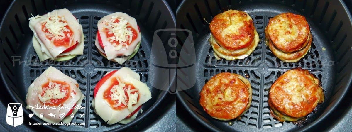 Receitas Para Fritadeira Sem óleo Airfryer Air Fryer Receitas Com Passo A Passo De Doces Salgados Dicas Dúvida Receitas Comida E Bebida Receitas Airfryer