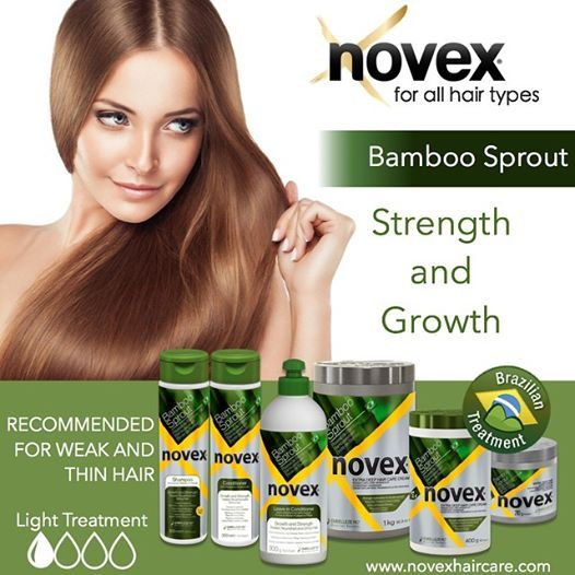 Novex Hair Care Shampoos And Conditioners Embelleze Usa Hair Care Shampoo Hair Care Brazilian Treatment