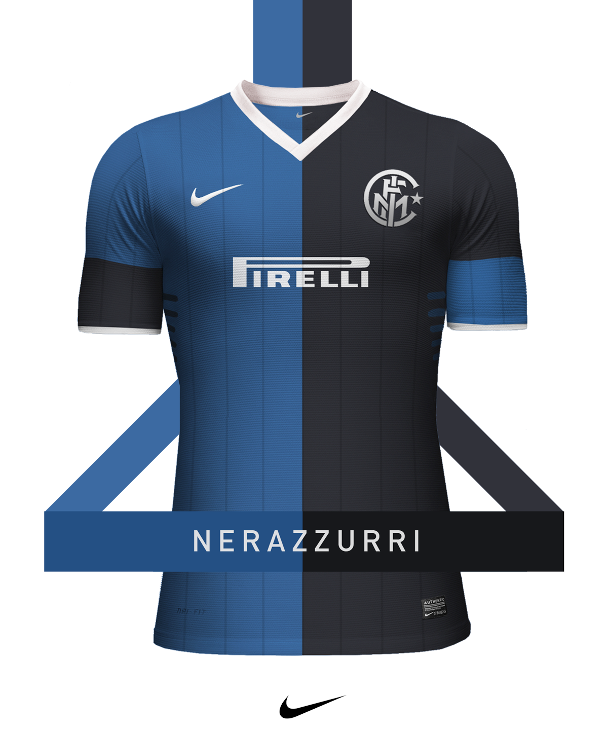 Concept Of Nike Club Football Jerseys I Designed During A