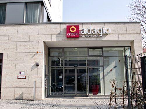 APARTHOTEL ADAGIO, Berlin, Germany