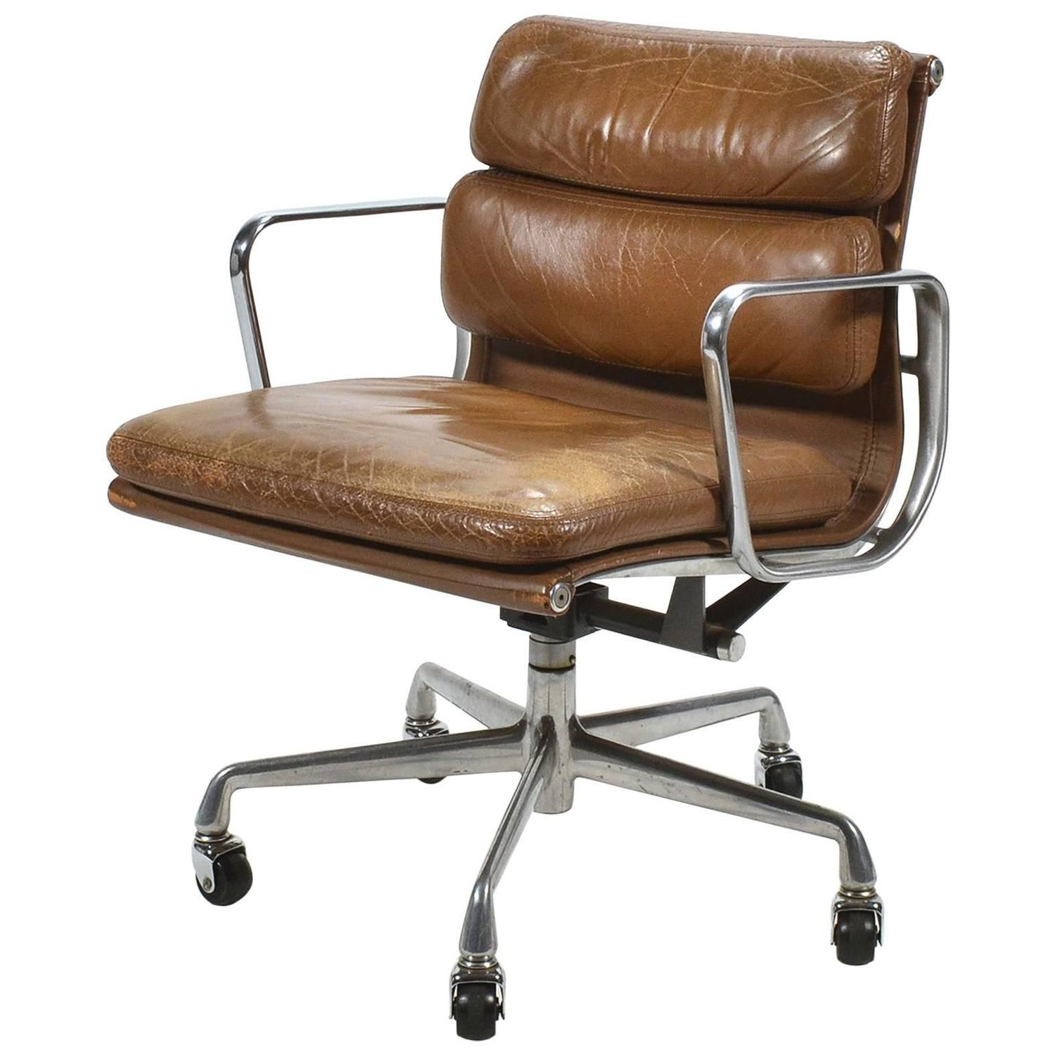 Eames Aluminium Group Soft Pad Management Chair By Herman Miller Chair Eames Wire Chairs Eames