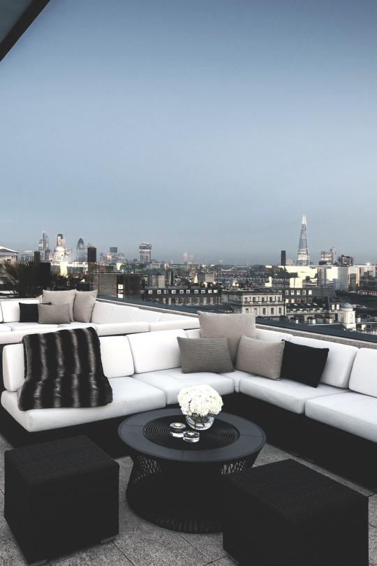 Radio Rooftop, ME London x Nova Noir