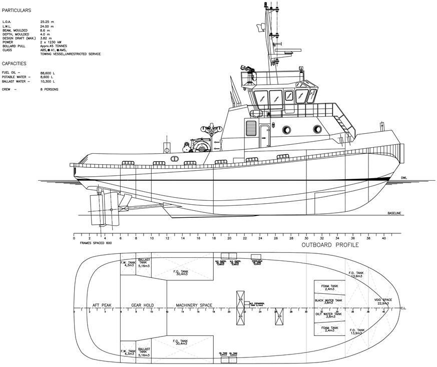 Take a look inside the doanay tugboat blueprint perahu take a look inside the doanay tugboat blueprint malvernweather Image collections