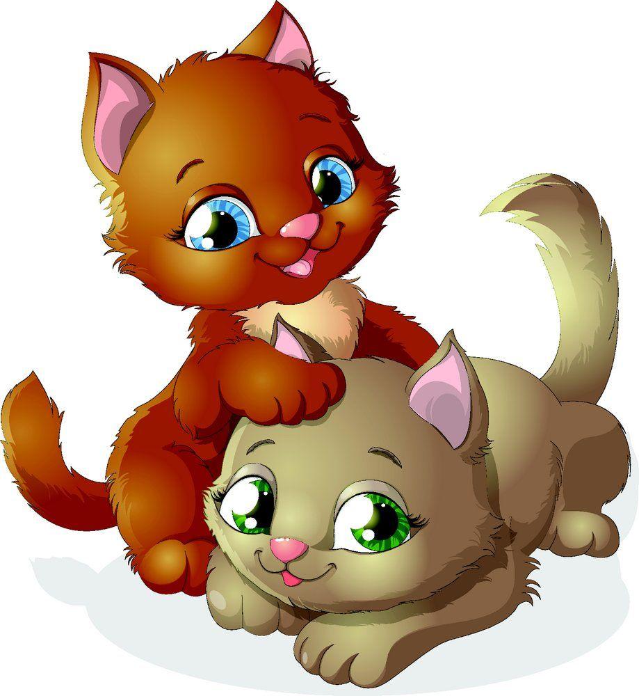 Красивые картинки животных для детей нарисованные цветные ...