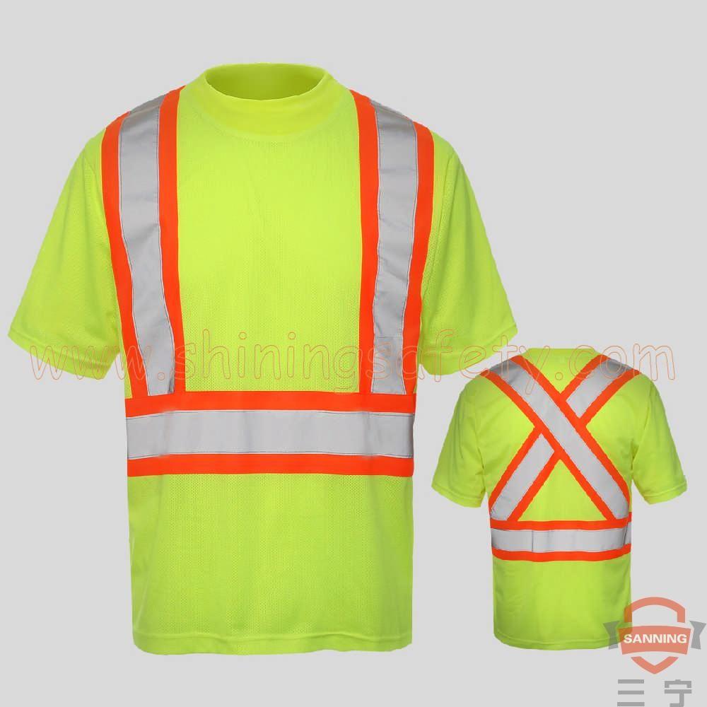 1e894a441ed509 CSA Z96 Breathable Crewneck T-Shirt